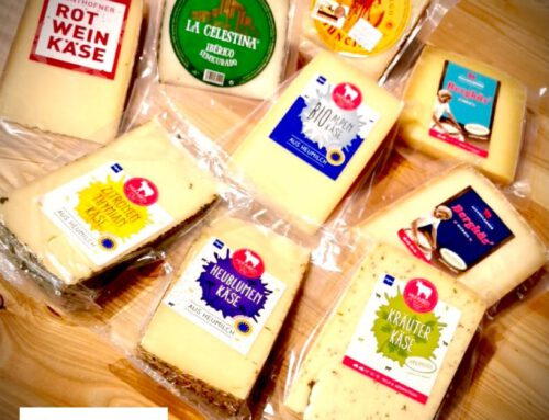 All you need is love and cheese!